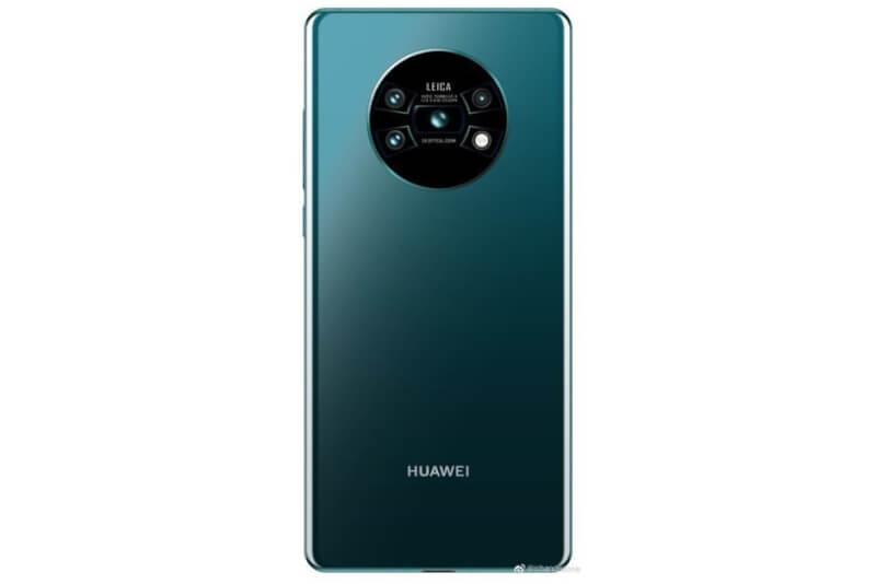 Huawei Mate 30 pro specification