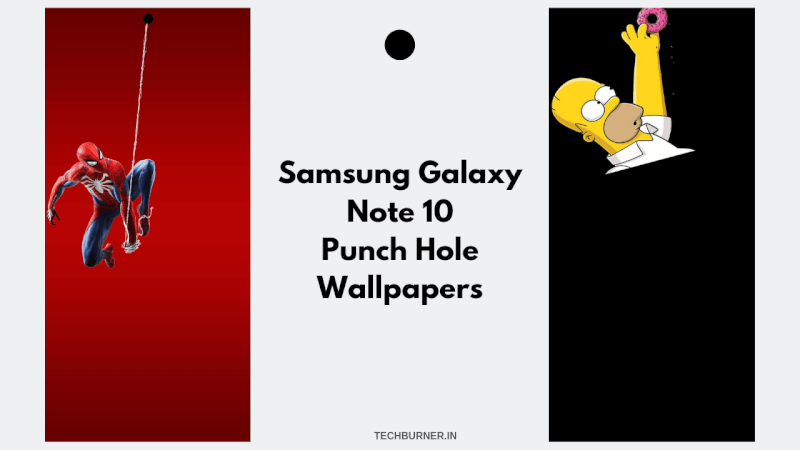 Download Samsung Galaxy Note 10 Punch Hole Wallpapers