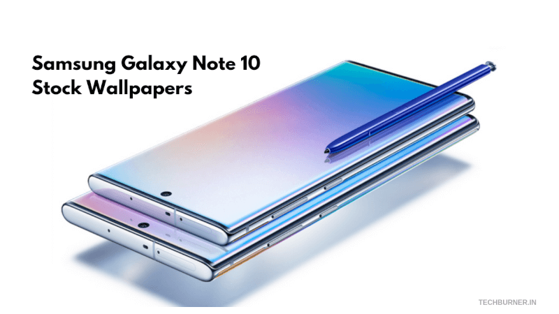 Download Samsung Galaxy Note 10 Stock Wallpapers Techburner