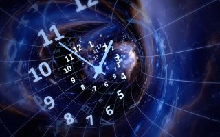 time travel using a quantum computer