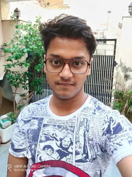 Realme 5 Pro Selfie