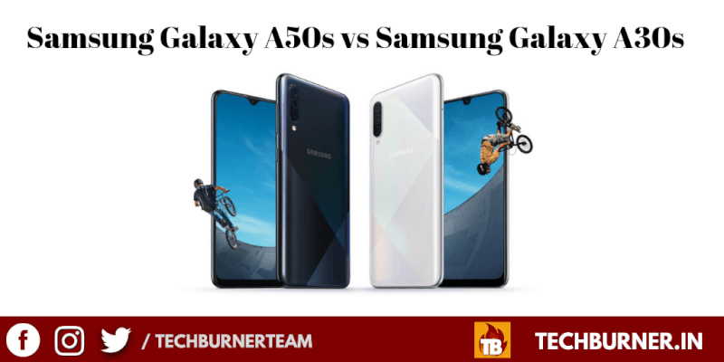 Samsung Galaxy A50s vs Samsung Galaxy A30s