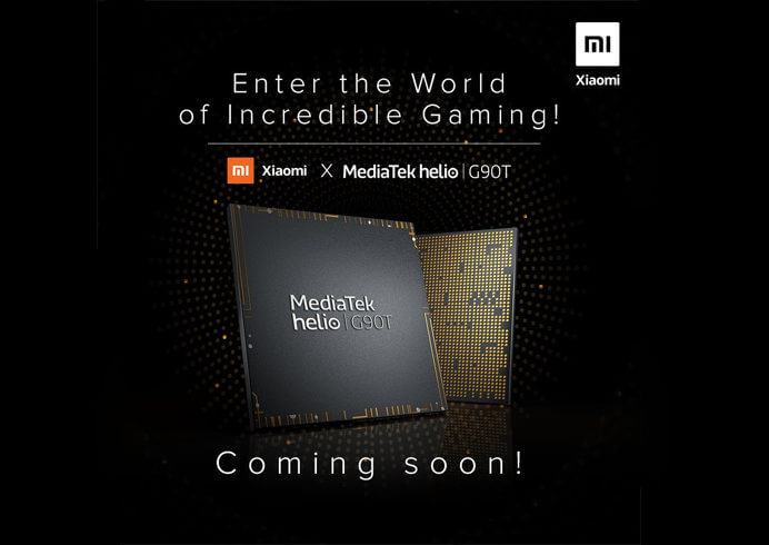 MediaTek G90 G90t Gaming Chipsets