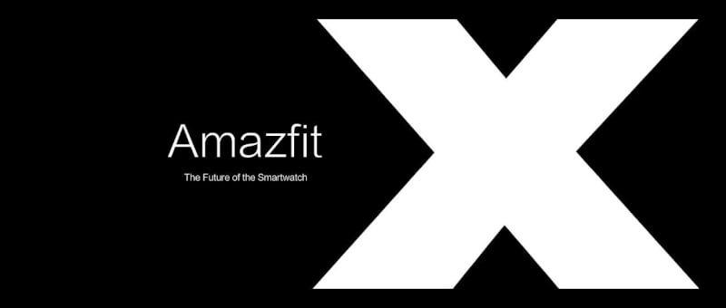 huami amazfit x smartwatch specs