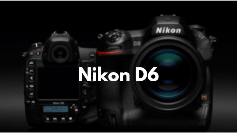 Nikon D6 Price