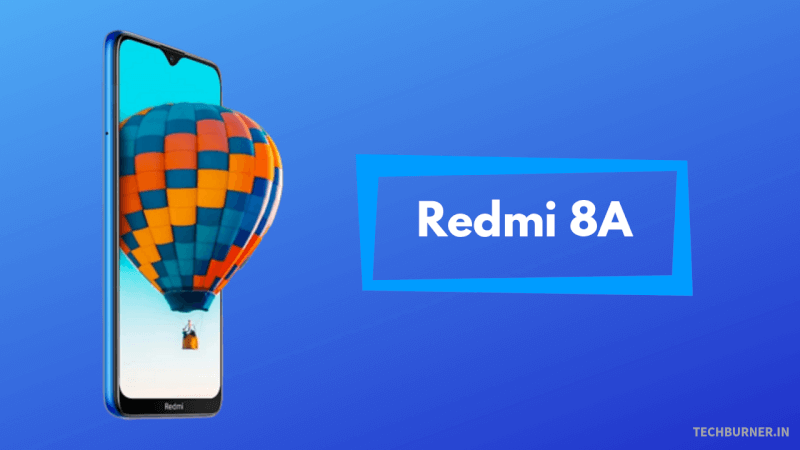 Redmi 8A launch in india