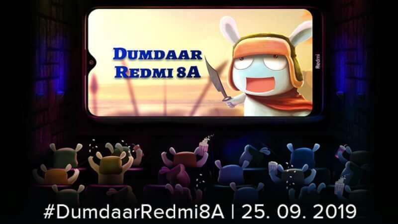 Redmi 8A Price