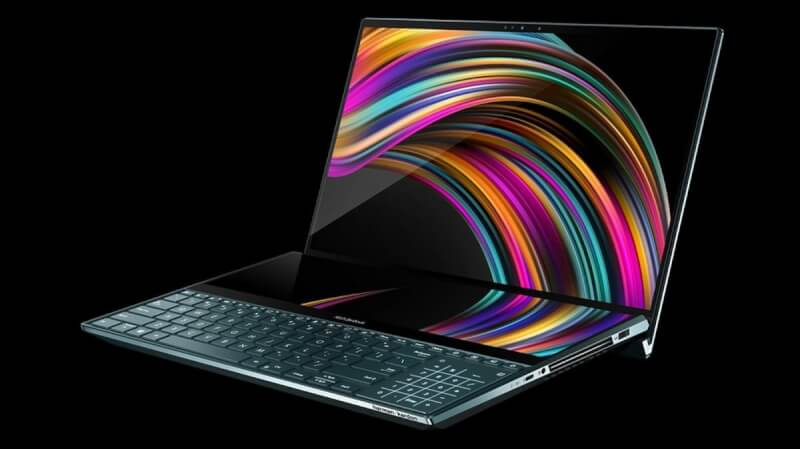 , zenbook pro duo specifications,