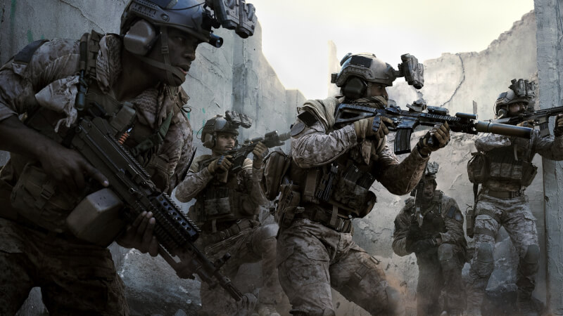 Download call of duty modern warfare 2019
