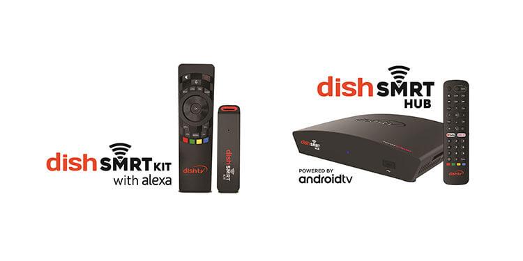 dish tv android set top box, dish android tv, android tv features, android tv set top box price in India, android tv set top box
