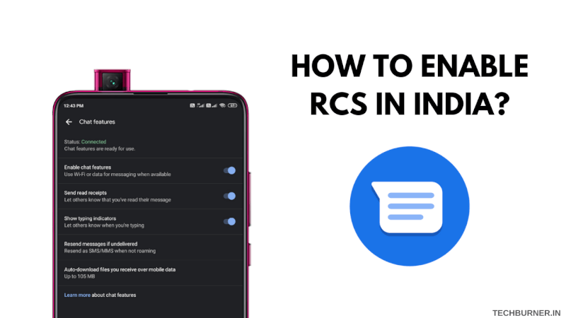 HOW TO ENABLE RCS IN INDIA