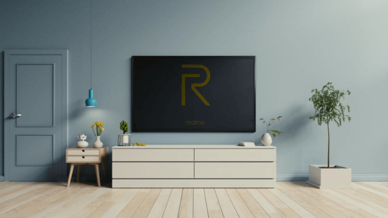 realme tv specs, realme tv in India, realme tv launch date in India, realme tv price in India, realme tv leaks
