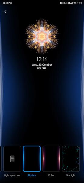 MIUI 11 Notification LED