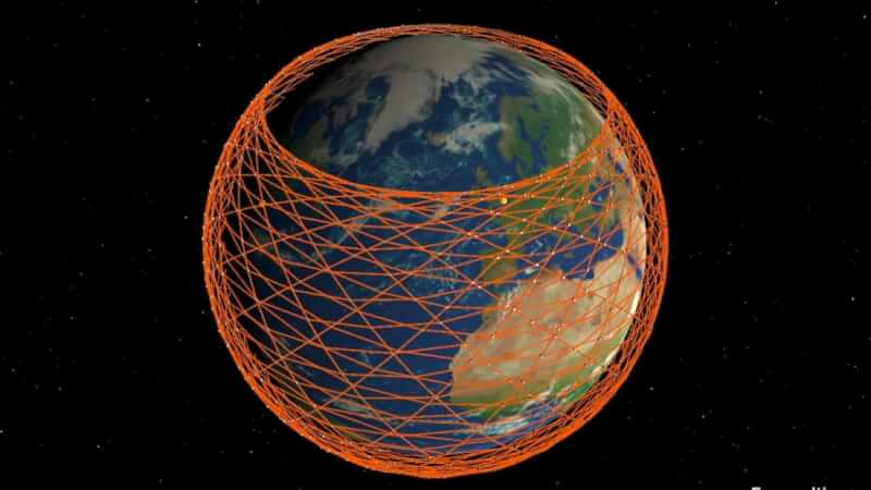 SpaceX Starlink Network