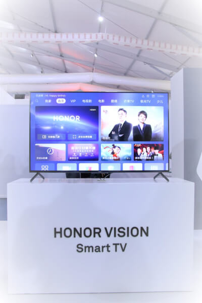 honor vision specs