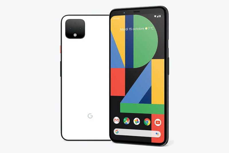 google pixel 4 soli radar chip