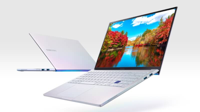 galaxy book flex and galaxy book ion Best Business Laptop in India 2019
