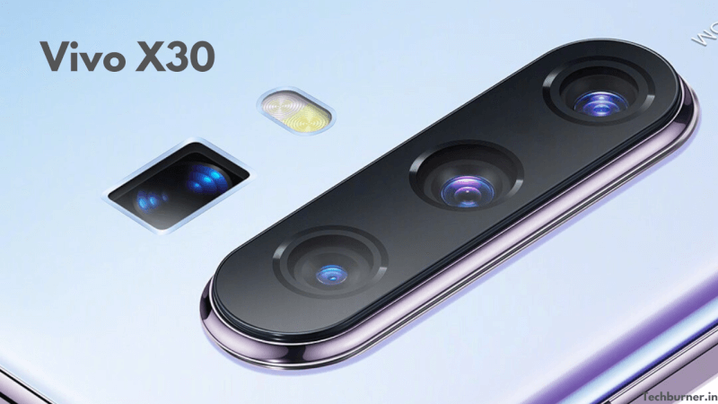 Vivo X30 Specifications
