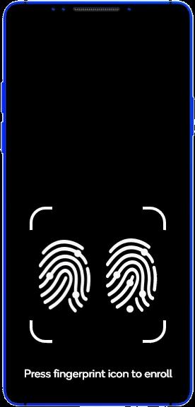 3D Sonic Max Ultrasonic Fingerprint Sensor