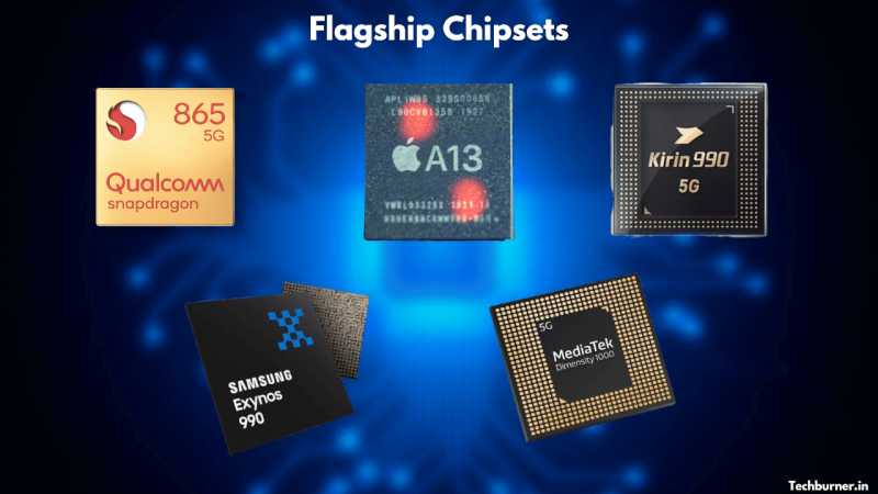 Flagship Chipsets: Snapdragon 865 Vs A13, Snapdragon 865 Vs Exynos 990, Snapdragon 865 Vs Dimensity 1000