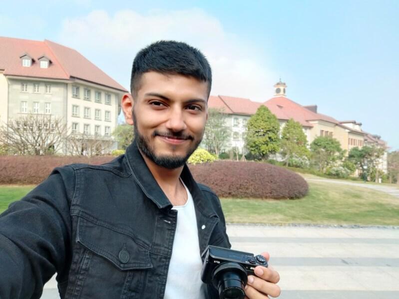 Realme X2 camera samples