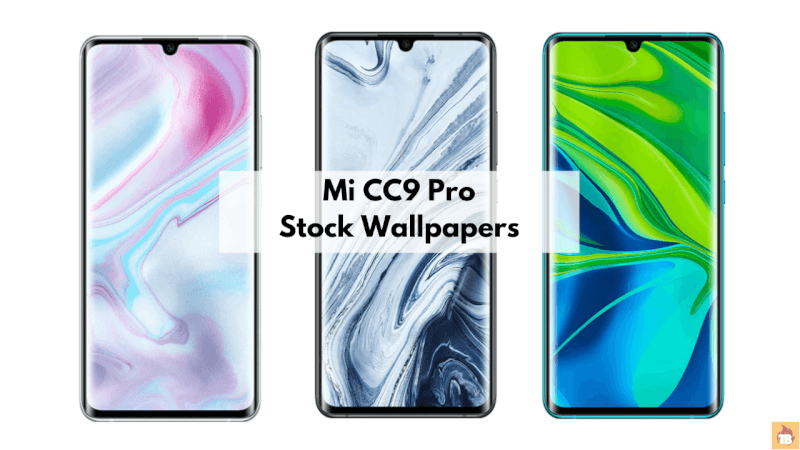 Download Mi CC9 Pro Stock Wallpapers