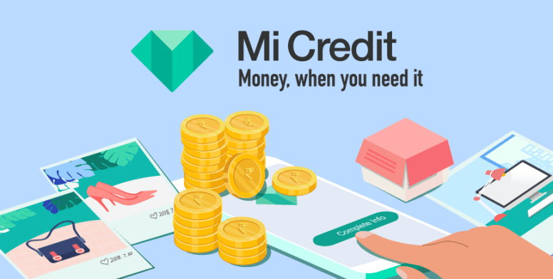 mi credit, mi credit launched, mi credit app, mi credit app apk, mi credit apk
