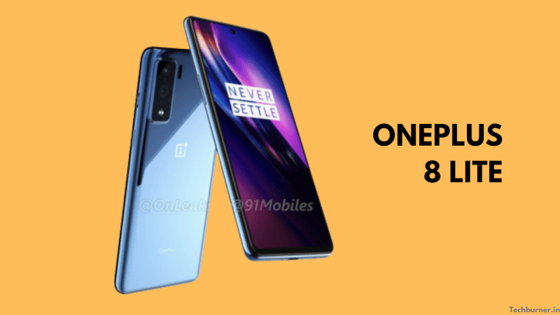 OnePlus 8 Lite India Launch