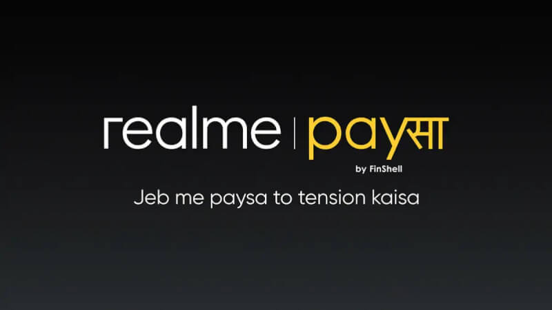 realme paysa app, realme paysa launched, realme paysa features, download realme paysa app, realme paysa app download,