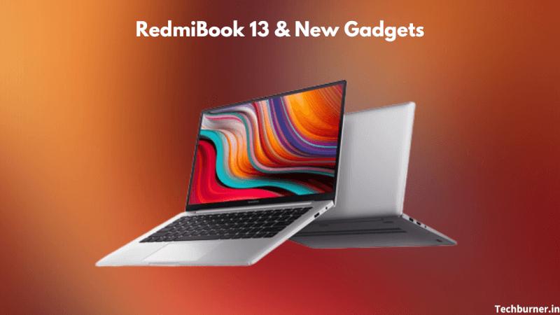 Redmibook 13 Price, Xiaomi gadgets