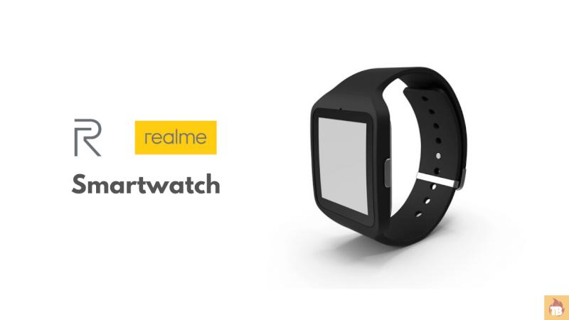 realme smartwatch leaks