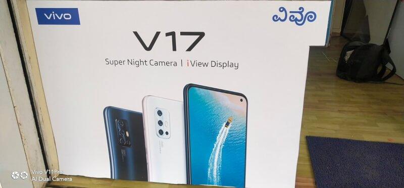 vivo v17 launch date in India, vivo v17 camera, vivo v17 price in India, vivo v17 features, vivo v17 specifications