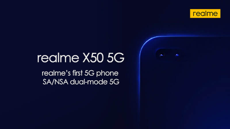 Realme X50 Specifications, Realme X50 Youth Edition Specifications