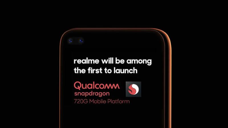 Realme Snapdragon 720G Smartphone