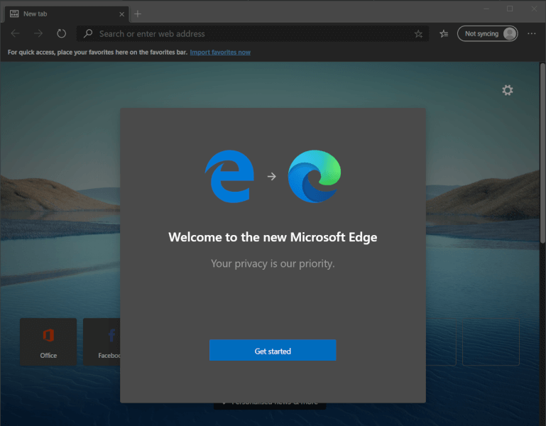 how to download new edge browser