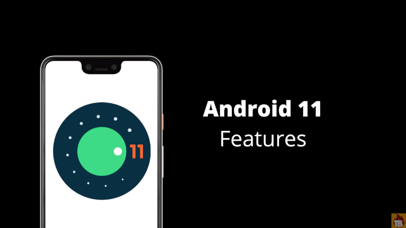 Android 11 features, Android 11 update