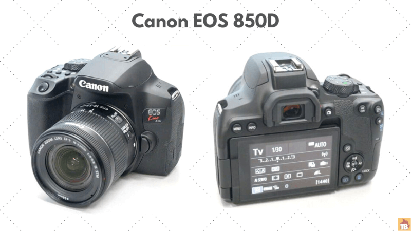 Canon EOS 850D India Launch