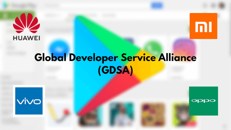 Global Developer Service Alliance, GDSA, Google Play Store alternative