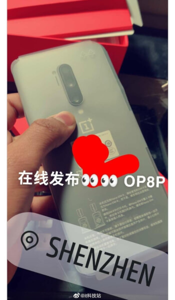 oneplus 8 pro live images leaks, oneplus 8 pro live images leaked, oneplus 8 pro leaks, oneplus 8 pro launch date in India, oneplus