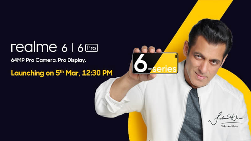 realme 6 leaks, realme 6 pro leaks, realme 6 pro launch date in India, realme 6 pro price in India, realme 6 pro features