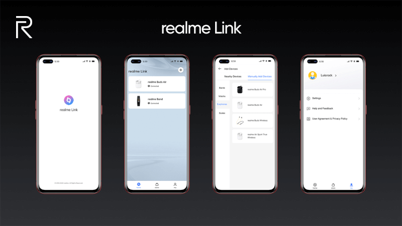 Download Realme Link App
