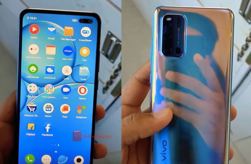 Vivo V19 Live Images Leaks, Vivo v19 Live Images, Vivo V19 Launch Date In India, Vivo V19 Price In India, Vivo V19 Features