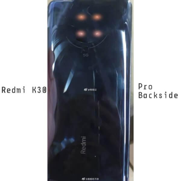 Redmi K30 Pro Camera