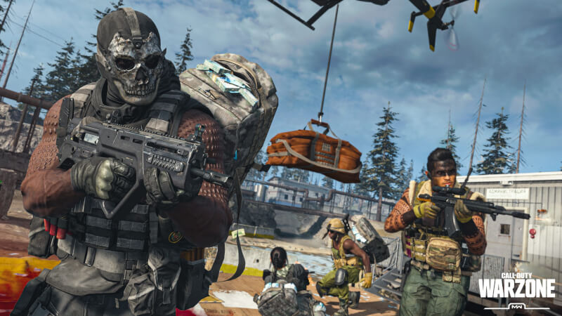 call of duty warzone, call of duty warzone download size, call of duty warzone download, call of duty warzone system requirement, call of duty warzone features