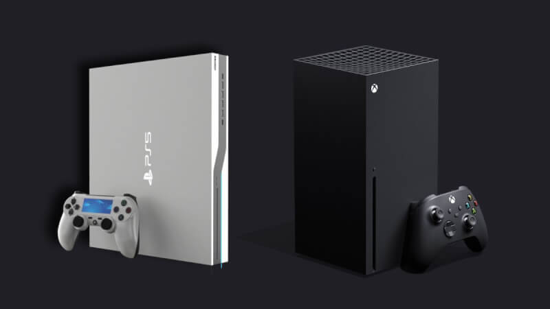 PlayStation 5 vs Xbox Series X Full details