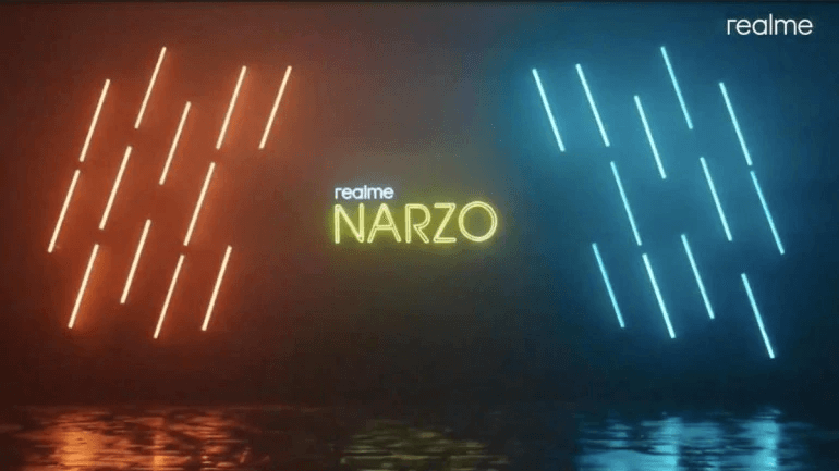 realme narzo, narzo realme, realme narzo launch date in India, realme narzo teased, realme narzo products