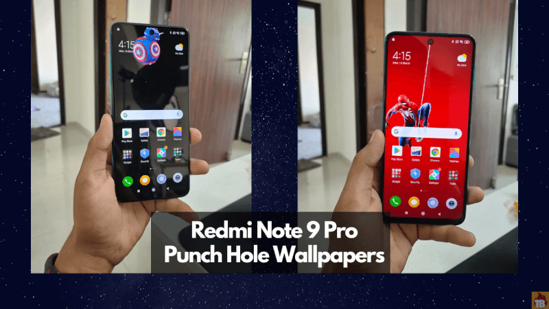 Download Redmi Note 9 Pro Punch Hole Wallpapers Techburner