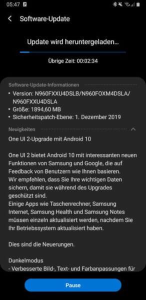 samsung galaxy note 9 update, samsung galaxy note 9 new update, samsung galaxy note 9 android update, galaxy note 9 android 10 update, samsung galaxy note9 update
