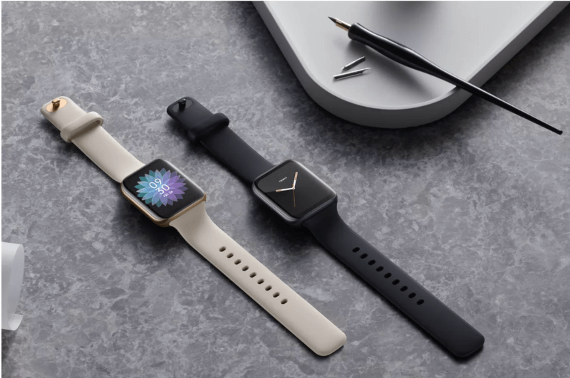 oppo watch launched, oppo watch price in India, oppo watch specs, oppo watch features, oppo smartwatch
