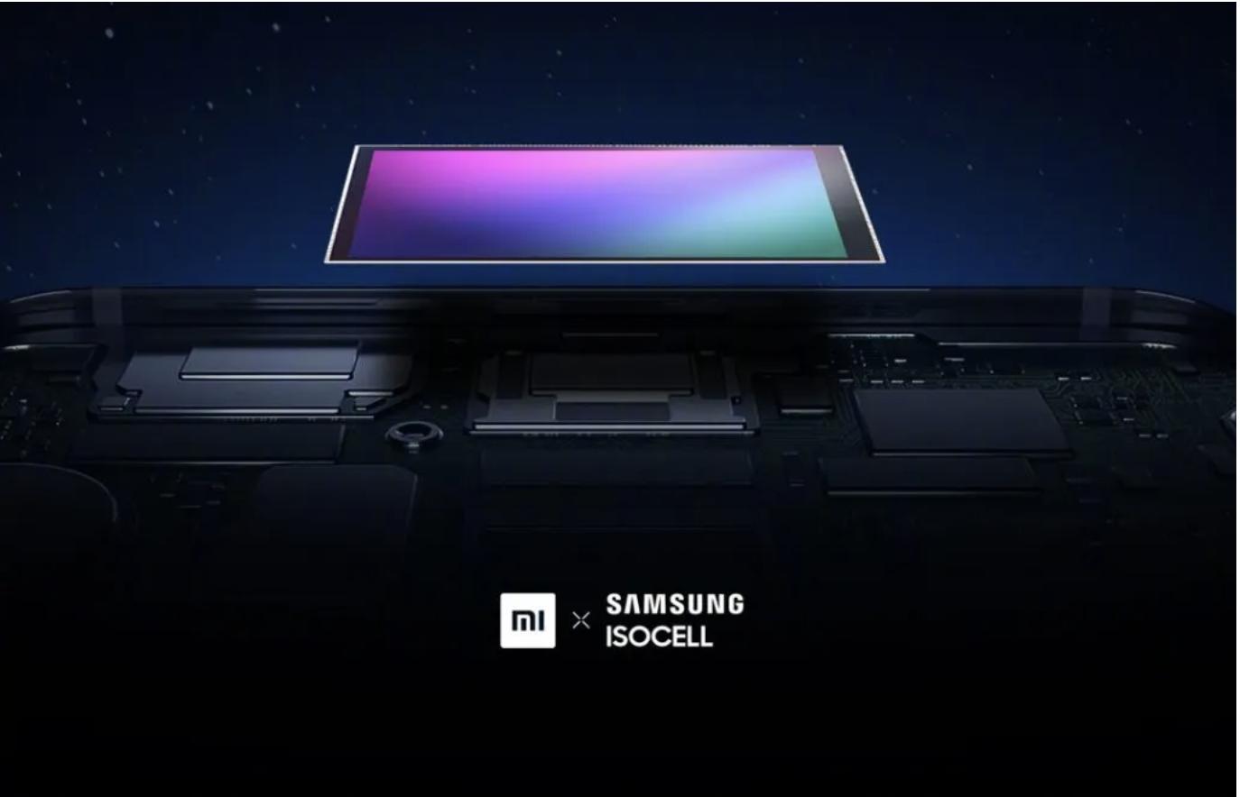 Samsung 150 MegaPixel NanoCell Camera Sensor